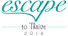 ESCAPE 4 CANCER ADVOCATES - Conference and Retreat