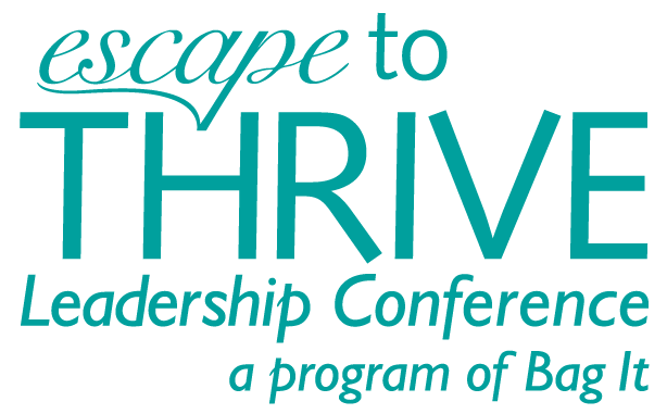 escape to thrive logo